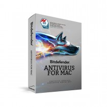BitDefender Antivirus for Mac (1xPC/1xAN)