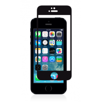 Moshi iVisor Glass for iPhone 5/5S/5C - Black