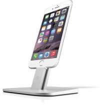 TwelveSouth HiRise za iPhone i iPad - Srebrna