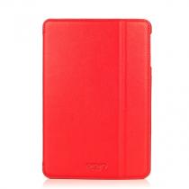 Knomo Leather folio, Hard-shell back for iPad mini (Retina)