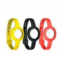 Jawbone UP MOVE Slim Strap 3pack 3colors (Black, Yellow, Red)