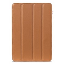 Decoded Leather Slim Cover for iPad Mini 4 - Brown