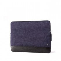 "Decoded Denim Slim Sleeve for Macbook 12"" - Blue"