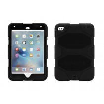 Griffin Survivor All-Terrain for iPad mini (4th gen.) - Black/Black