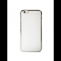 Tucano Elektro snap case for iPhone 6 Plus - Srebrna
