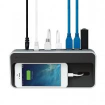 Kanex - SimpleDock 3-Port USB 3.0 Hub Gigabit Ethernet and Charging Station