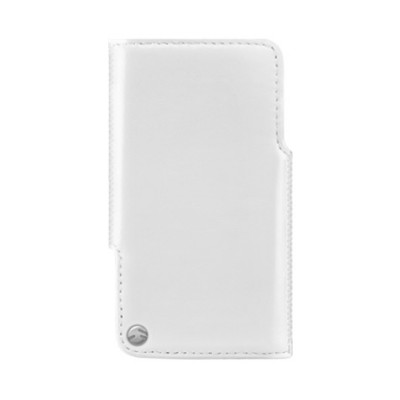 SwitchEasy - DUO leather pouch case for IPH4/4S - White