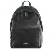 Knomo BATHURST Velvet Backpack 14inch - Char