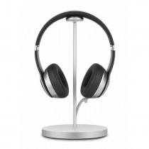 TwelveSouth Fermata Headphone Charging Stand (INT) - Silver
