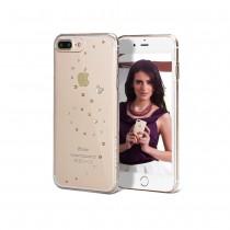 BMT Papillon iPhone 7+ Case - Rose Sparkles