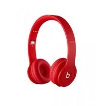 Beats Solo® HD On Ear Headphone - Matte Red