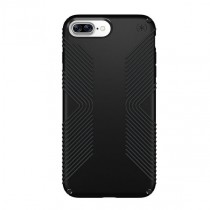 Speck Presidio Grip for iPhone 7 Plus - Black/Black
