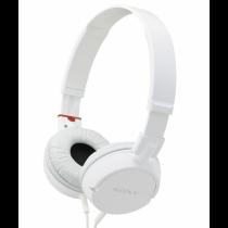 SONY Standard ZX100 Outdoor headband headphones - White