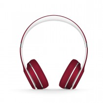 Beats by Dr. Dre - Beats Solo2 On-Ear Headphone (Luxe Edition) - Red