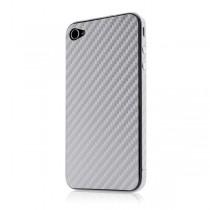 Belkin SURFACE 026 Skin iPhone 4S Silver