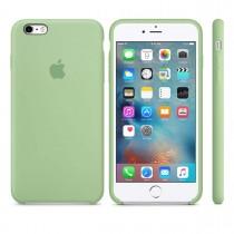 Apple iPhone 6s Plus Silicone Case - Mint