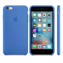 Apple iPhone 6s Plus Silicone Case - Royal Blue