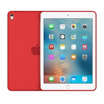Apple Silicone Case for 9.7-inch iPad Pro - Red