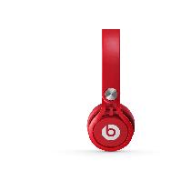 Beats Mixr™ On Ear Headphone - Red