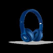 Beats Solo 2 On-Ear Headphone - Blue