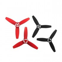 Parrot Bebop (Spare Part Accessory) Propellers - Red / Black