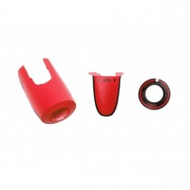 Parrot Bebop (Spare Part Accessory) EPP Nose - Red