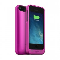 Mophie - Juice Pack Helium Rechargeable Battery Case for iPhone5/5S - Pink