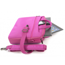 Tucano The New Work-Out slim bag for MacBook 13inch - Fuchsia