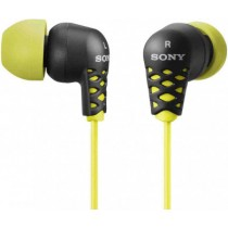 SONY Standard MDR-EX37 In-ear headphones - Yellow