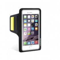 Tucano Ultra slim Wristband for smartphone 4.7 - Black