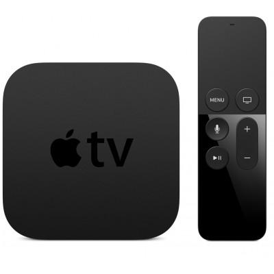 Apple TV медия плейър и дистанционно