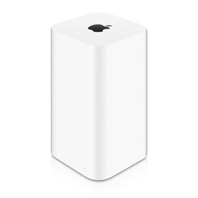 Безжичен рутер и Wi-Fi станция Apple AirPort Time Capsule (2013) с 2 терабайта памет