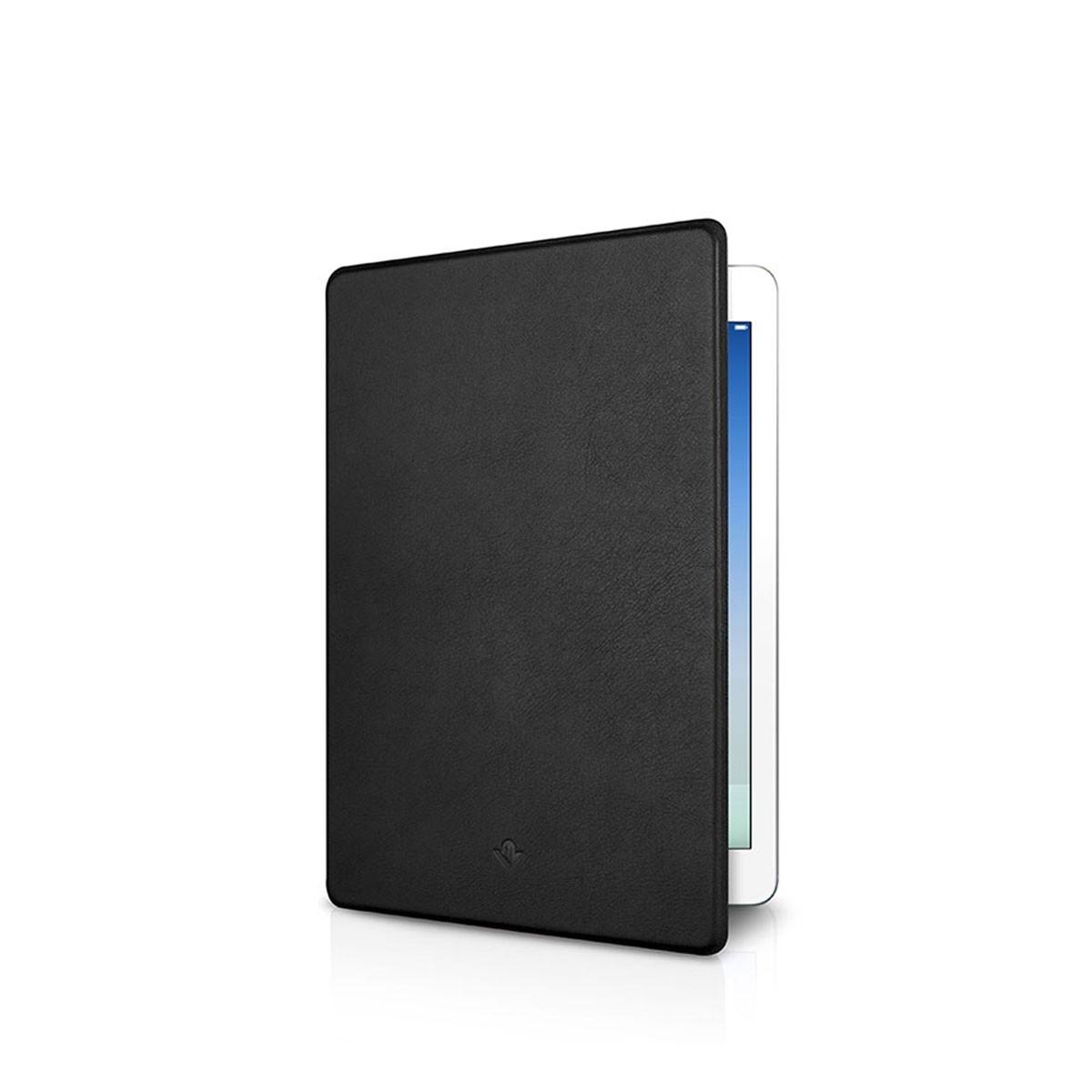 Черен кожен кейс SurfacePad от TwelveSouth за таблет Apple iPad Pro 9,7''