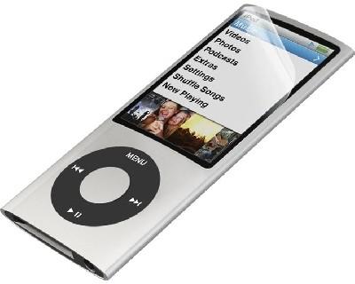 Прозрачен протектор за дисплей тип фолио за Аpple iPod nano 4-то поколение - 3 броя