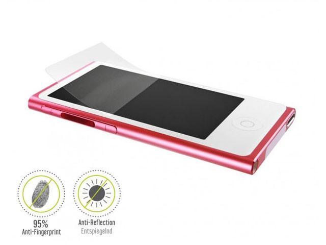 Протектор за дисплей тип фолио с матово покритие против издраскване и пръстови отпечатъци за iPod nano 7-мо поколение от Artwizz