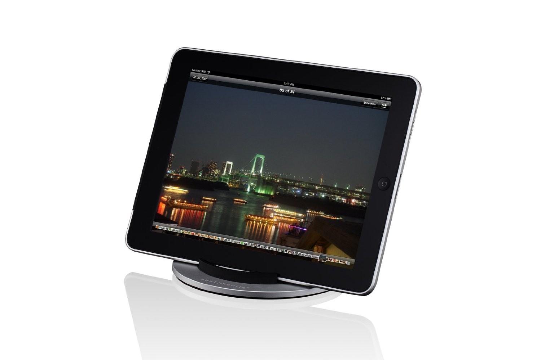 Компактна поставка за Apple iPad oт Just Mobile