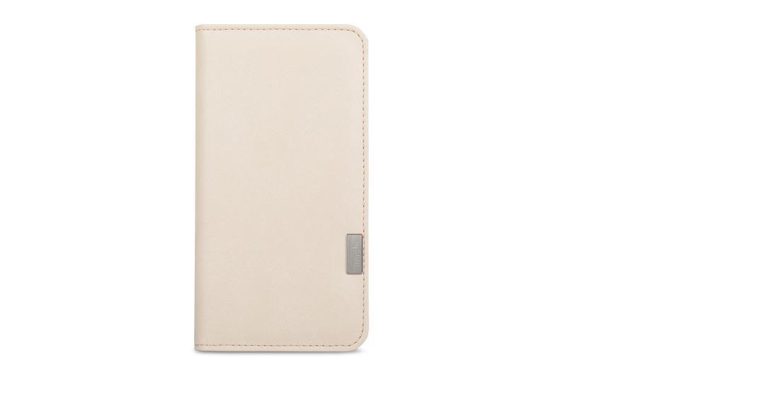 Бял кейс с капаче Overture от Moshi за смартфон Apple iPhone 7 Plus
