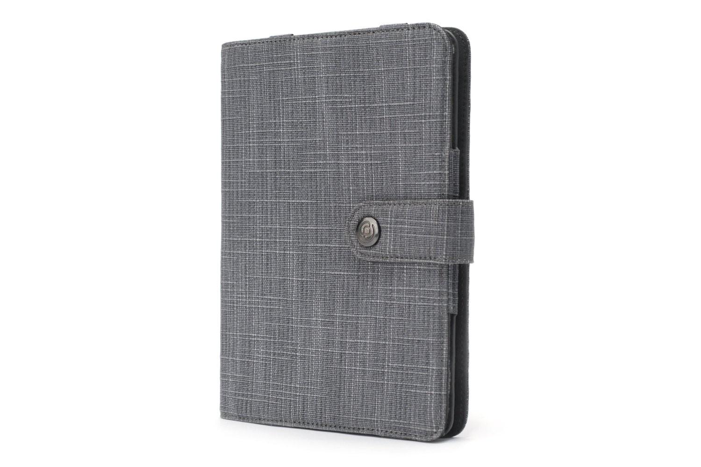 Сив кейс BooqPad за iPad mini Retina от Booq