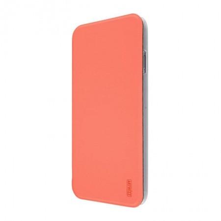 Оранжев кейс SmartJacket от Artwizz за смартфон Apple iPhone 6/6s