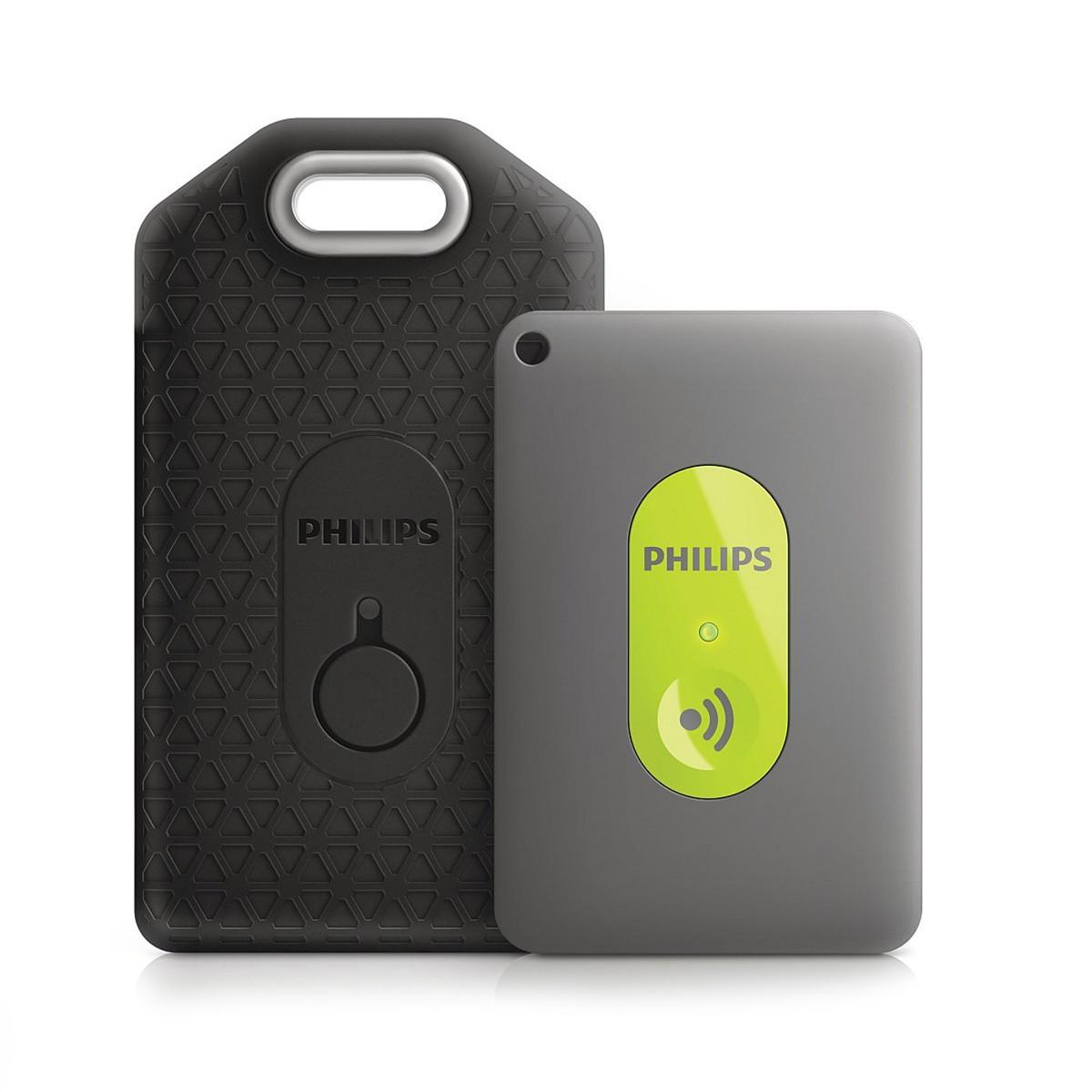 Устройство за проследяване с Bluetooth Philips InRange за Apple iPhone 5/4S и новия iPad
