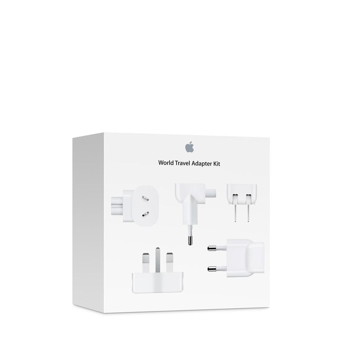 Комплект от адаптери за пътуване Apple World Travel Kit