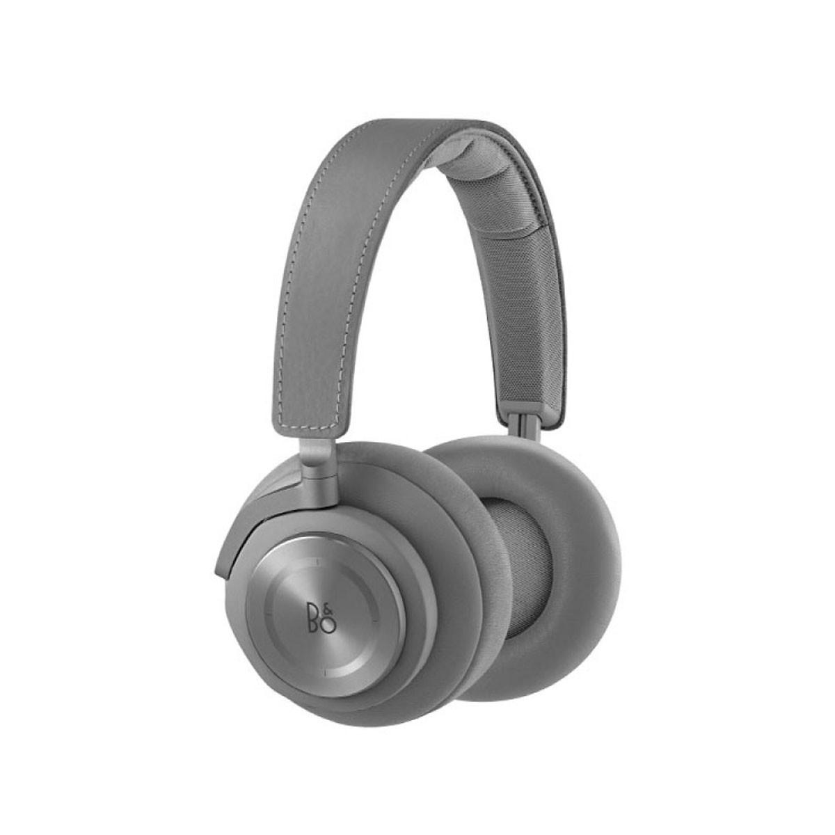 Beoplay H7 Over-Ear сиви безжични слушалки с рамка и наушници, обхващащи ухото