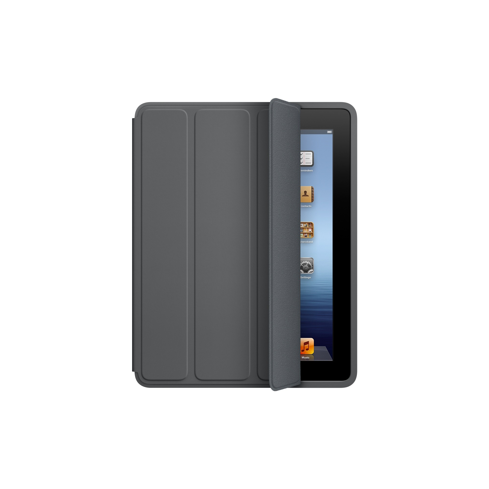 Тъмносив Apple iPad Smart Case защитен кейс