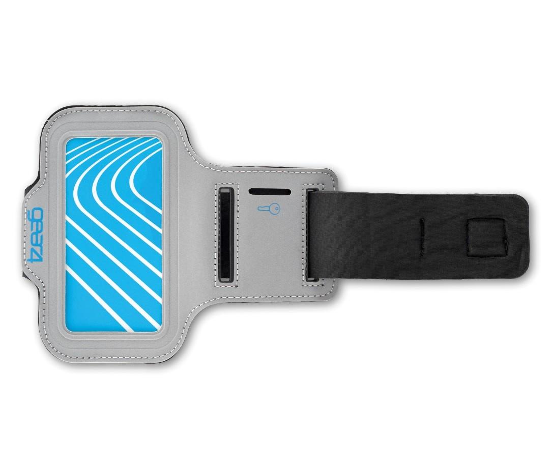 Неопренов кейс Gear4 Challenger за Apple iPhone 5 - за носене на ръката