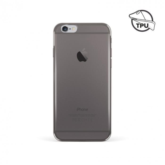 Сив силиконов прозрачен кейс Tucano Sottile за iPhone 6/6s