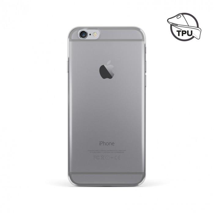 Защитен силиконов прозрачен кейс Tucano Sottile за iPhone 6 Plus/6s Plus
