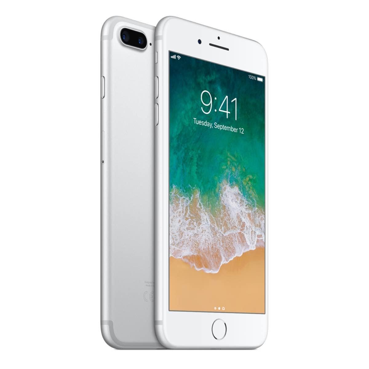Сребрист Apple iPhone 7 Plus с 256 GB памет