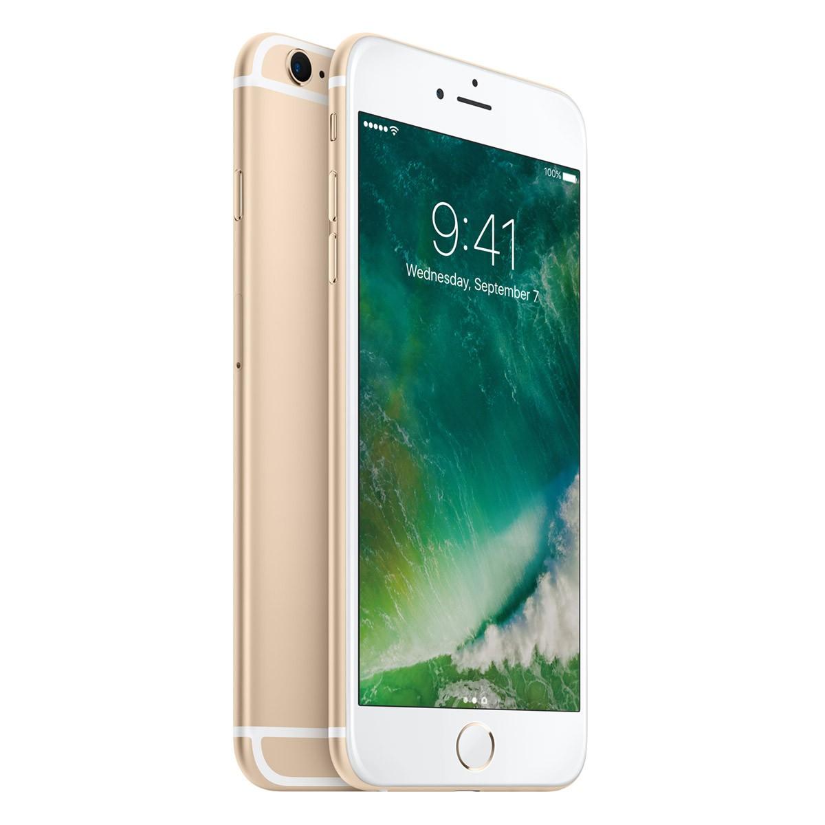 Златист iPhone 6s Plus със 128 GB памет