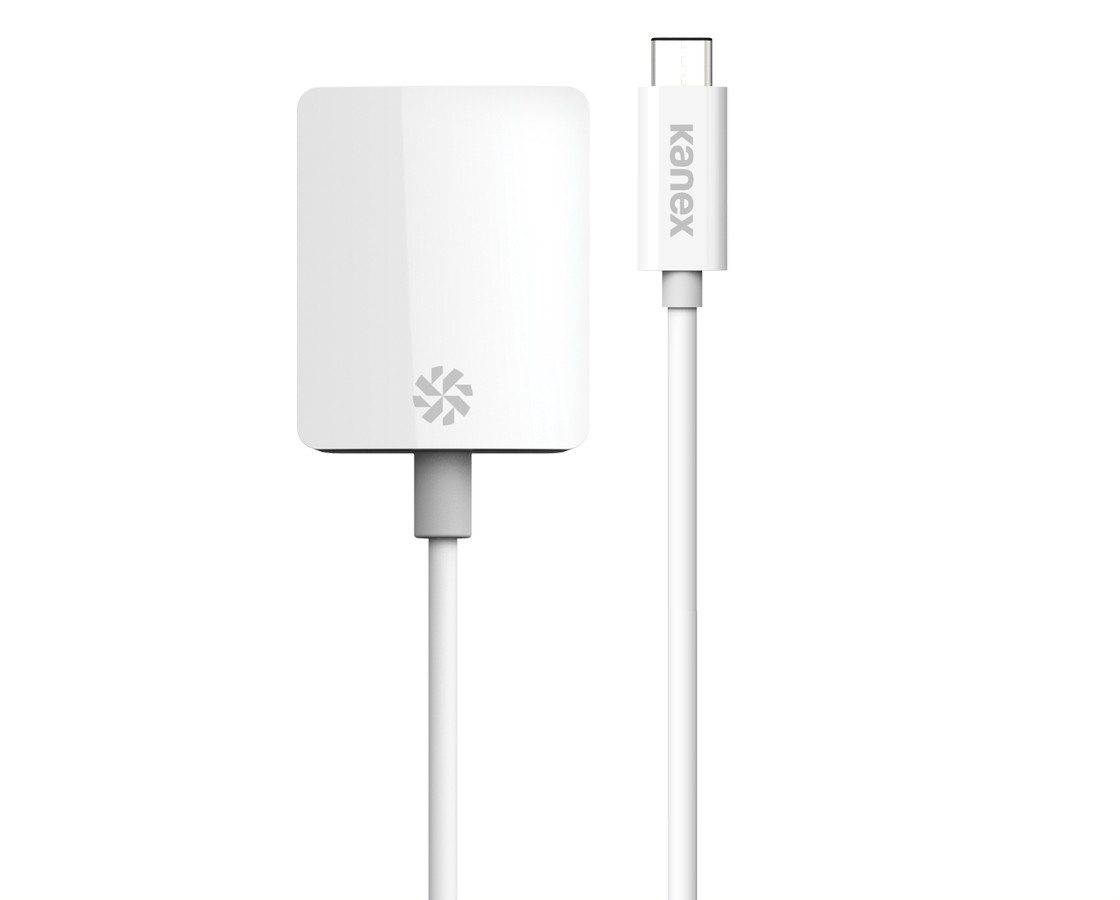Адаптер Kanex от USB-C към VGA