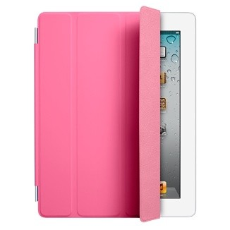 Розов Apple iPad Smart Case защитен кейс